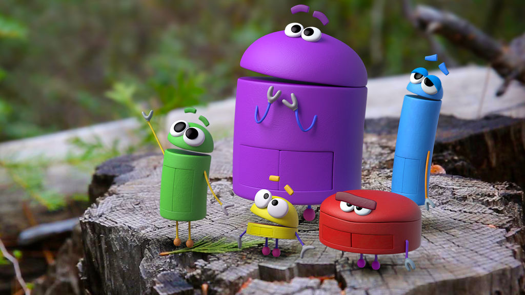 Image result for ask the storybots